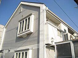 ジュネパレス新松戸第35[2階]の外観