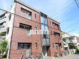 プレジデントソノヤマ[1階]の外観