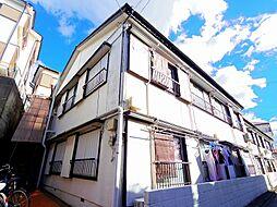 埼玉県新座市新座1丁目の賃貸アパートの外観