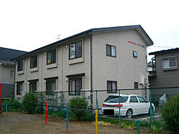 フロンティアハウス天昌寺[102号室]の外観