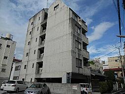 愛媛県松山市歩行町1丁目の賃貸マンションの外観
