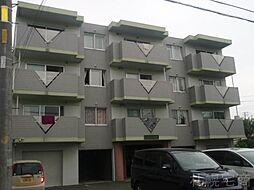 北海道札幌市西区発寒四条3丁目の賃貸マンションの外観