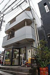 東京都大田区蒲田1丁目の賃貸マンションの外観