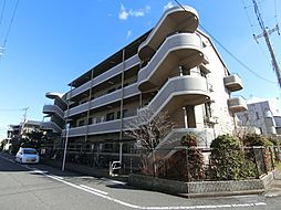 大阪府堺市北区百舌鳥西之町3丁の賃貸マンションの外観