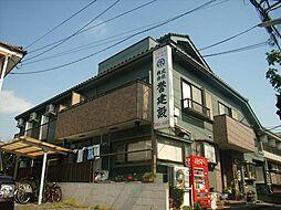 東京都府中市天神町2丁目の賃貸アパートの外観