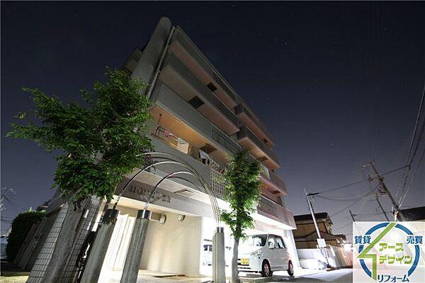 HOUSE22[4階]の外観