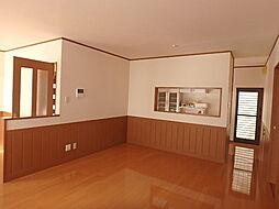 大阪狭山市今熊3丁目・一戸建て 3LDKの居間