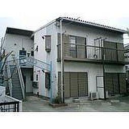 神奈川県平塚市達上ケ丘の賃貸アパートの外観