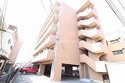 岡山県倉敷市老松町4の賃貸マンションの外観