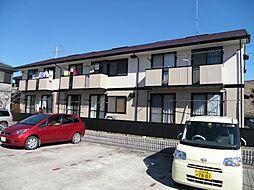 ボナール山田A棟[2階]の外観