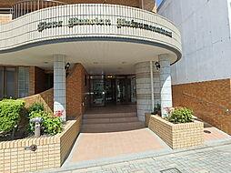 ライオンズマンション六ツ門南[5階]の外観
