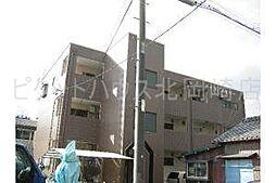 愛知県岡崎市元欠町1丁目の賃貸マンションの外観