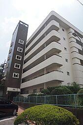覚王山田代コーポラス B棟[3階]の外観