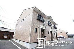 [タウンハウス] 愛知県豊田市河合町3丁目 の賃貸【/】の外観