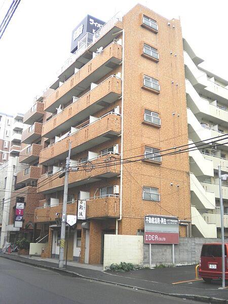 スターハイツ横須賀中央[608号室]の外観