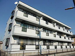 神奈川県川崎市多摩区中野島2丁目の賃貸アパートの外観
