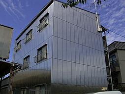 愛知県名古屋市中川区柳川町の賃貸アパートの外観