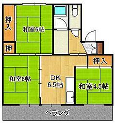 折尾駅 3.3万円