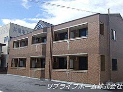 エクセルコート南島田[1階]の外観