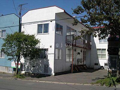 外観,1DK,面積33.62m2,賃料3.0万円,バス くしろバスしゃも寅通下車 徒歩3分,,北海道釧路市浦見7丁目1