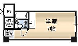 新大阪コーポビアネーズ[2階]の間取り