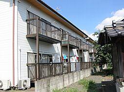 片岡ハイツB棟[201号室号室]の外観
