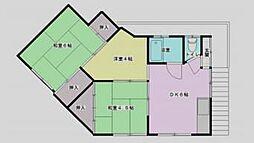 広島県広島市西区己斐上4丁目の賃貸アパートの間取り
