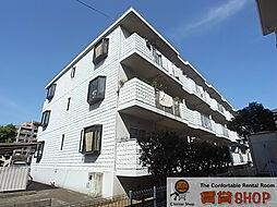 千葉県船橋市海神町東1丁目の賃貸マンションの外観