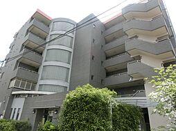 東京都府中市片町1の賃貸マンションの外観