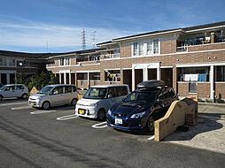 大阪府和泉市葛の葉町1丁目の賃貸アパートの外観