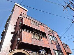 グロースハイツ東三国[4階]の外観