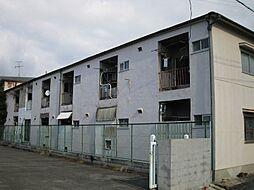 辰巳荘[南2号室]の外観