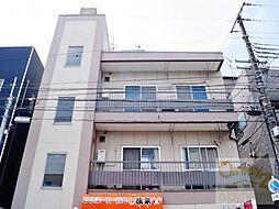 松井コーポ[1階]の外観