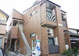 愛知県名古屋市南区源兵衛町1丁目の賃貸アパートの外観