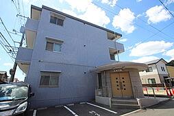広島県広島市安佐南区祇園8丁目の賃貸マンションの外観
