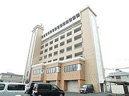福岡県北九州市小倉南区朽網西1丁目の賃貸マンションの外観