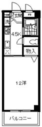 Principio〜プリンシピオ〜[210号室]の間取り