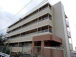 レバンガ阿倍野[4階]の外観