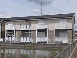 エスポワール大井 B棟[1階]の外観