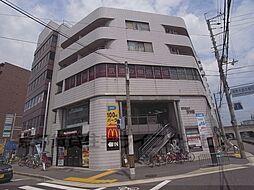 コスミック西京極[401号室]の外観