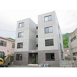 北海道札幌市中央区南27条西13丁目の賃貸マンションの外観