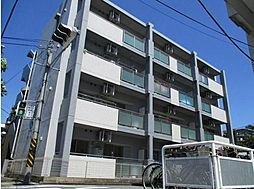 神奈川県横浜市鶴見区駒岡3の賃貸マンションの外観