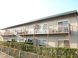 愛知県名古屋市名東区勢子坊4丁目の賃貸アパートの外観