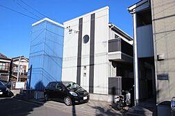 クレフラスト龍禅寺A[102号室]の外観
