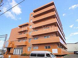 北海道札幌市白石区平和通10丁目北の賃貸マンションの外観