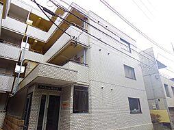 東京都国分寺市南町2丁目の賃貸マンションの外観