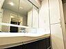 ホテル仕様の洗面化粧台は、鏡面裏に収納を完備。デザインと機能性にこだわりました。,2LDK,面積64.5m2,価格3,480万円,JR南武線 分倍河原駅 徒歩9分,京王線 分倍河原駅 徒歩9分,東京都府中市美好町2丁目