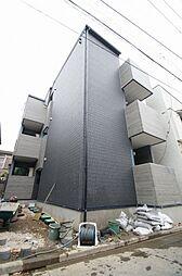 コンステラシオン西六郷[3階]の外観
