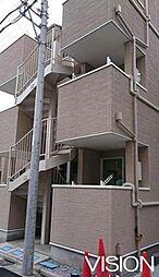 八広イーストビレッジ[102号室]の外観