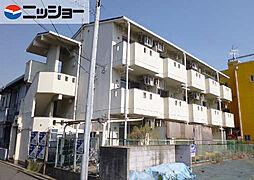 シェシェール88[3階]の外観